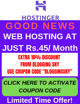 Hostinger India Review 2019 | Hostinger india coupon code , Discount, Deals