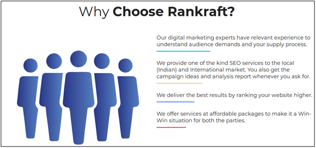 Rankraft: The Best Digital Marketing Agency For Your Small Business