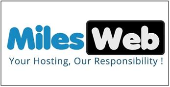 Introducing MilesWeb