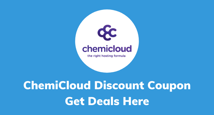 ChemiCloud Hosting Discount Coupon & Promo Code