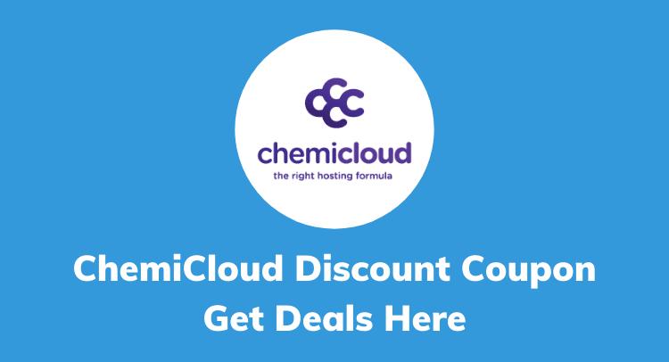 ChemiCloud Hosting Discount Coupon & Promo Code
